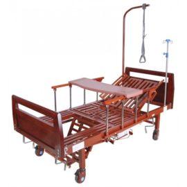 Кровать механическая YG-6 (MM-91Н) с туалетным устройством и функцией «кардиокресло»