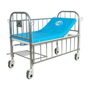 Детская медицинская кровать F-45 mini (ММ-1002Н-00)