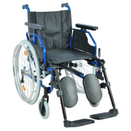 Кресло-коляска механическая FS250LCPQ (41см)