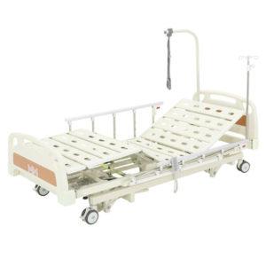 Кровать электрическая DB-6 (MЕ-3018Н-00) (3 функции) с выдвижным ложем