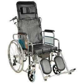 Кресло-коляска механическая FS204BJG (MK-C010-41)