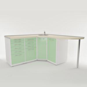 Комплект мебели ARKODENT-7