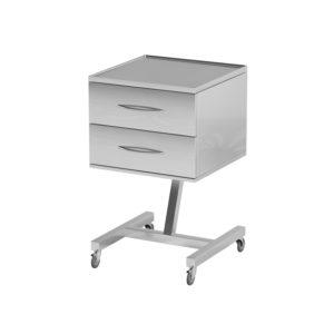 Столик AT-B32.3 (Нержавеющая сталь)