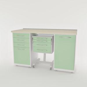 Комплект мебели ARKODENT-4