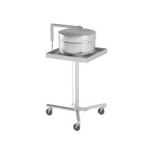 Подставка для стерилизационных коробок AT-B07 (Нержавеющая сталь)