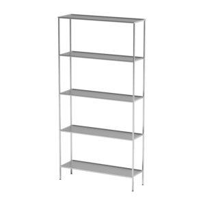 Шкаф-стеллаж для одноразовой одежды AT-S01 (Нержавеющая сталь)