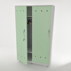 Шкаф закрытого типа AR-A22 (Металл в полимере)