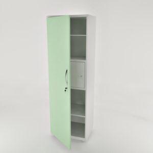 Шкаф закрытого типа AR-C12 (Металл в полимере)