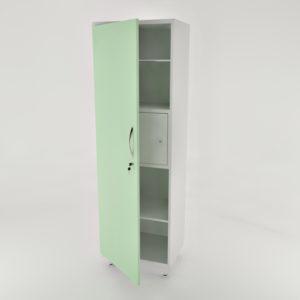 Шкаф закрытого типа AR-C12S (Металл в полимере)
