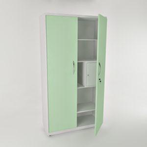 Шкаф закрытого типа AR-C224 (Металл в полимере)