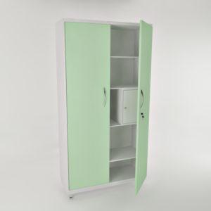 Шкаф закрытого типа AR-C224S (Металл в полимере)