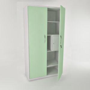 Шкаф закрытого типа AR-C225 (Металл в полимере)