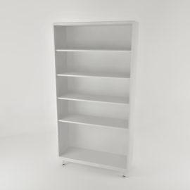 Шкаф открытого типа-стеллаж AR-C234S (Металл в полимере)