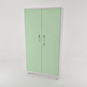 Шкаф закрытого типа AR-C24S (Металл в полимере)
