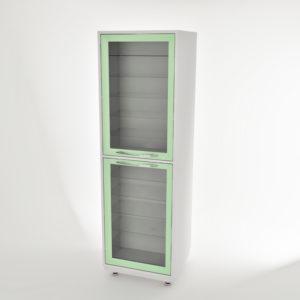 Шкаф закрытого типа AR-E11 (Металл в полимере)