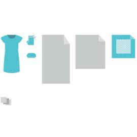 Комплект белья акушерский для рожениц КБР-12S