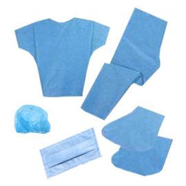 Одноразовые хирургические комплекты и белье