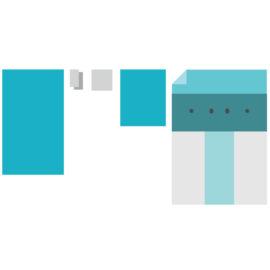 Комплект для ограничения операционного поля КБО-6.1