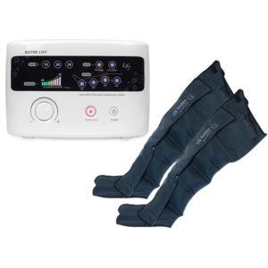 Аппарат – прессотерапия (лимфодренаж) LX7 + манжеты для ног