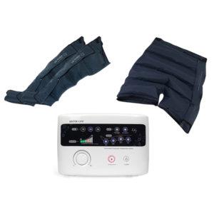Аппарат – прессотерапия (лимфодренаж) Lx7 + манжеты на ноги + шорты для похудения