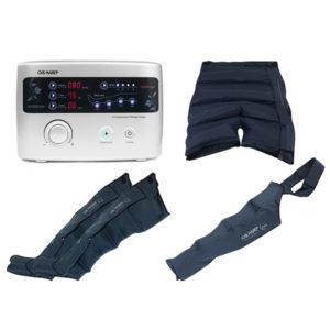 Аппарат – прессотерапия (лимфодренаж) LX9 (Lympha-sys9) + манжеты для ног + шорты для похудения + манжета для руки