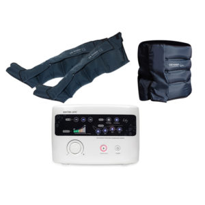 Аппарат – прессотерапия (лимфодренаж) Lx7 + манжеты на ноги + пояс для похудения
