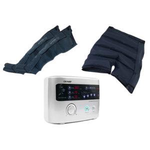 Аппарат – прессотерапия (лимфодренаж) LX9 (Lympha-sys9) + манжеты на ноги + шорты для похудения