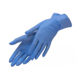 Перчатки нитриловые Nitrile Optima M, 50 пар