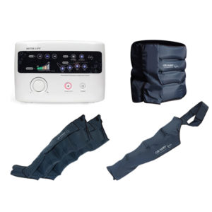 Аппарат – прессотерапия (лимфодренаж) LХ7 + манжеты на ноги + пояс для похудения + манжета на руку