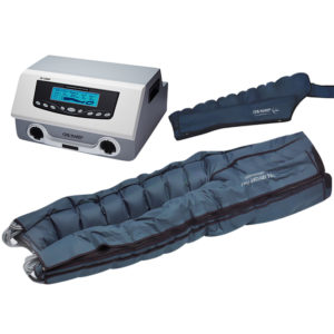 Профессиональный аппарат – прессотерапия (лимфодренаж) Lympha-Tron (DL 1200 L) + комбинезон + манжета на руку