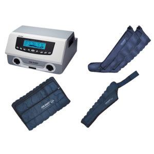 Профессиональный аппарат – прессотерапия (лимфодренаж) Doctor Life Lympha-Tron (DL 1200 L, раздельная комплектация)