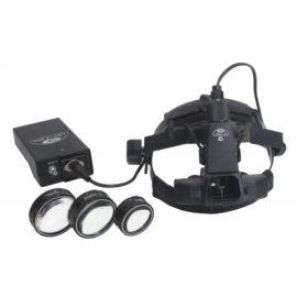 Офтальмоскоп налобный бинокулярный ЗОМЗ НБО-3-01