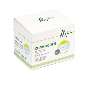 Стерильная абсорбирующая повязка - Холмосорб (10x10 см) 50 шт
