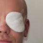Стерильная глазная повязка - Айпэд (5.5х7.5 см) - 50 шт