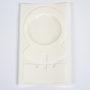 Повязка для фиксации центральных венозных катетеров - Круофрейм (6.7x7.2 см) 50 шт