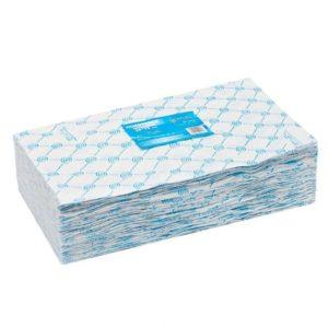 Полотенце малое в пачках, 35x70 см, 50 шт