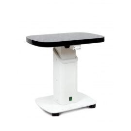 Столик приборный с электроприводом с серой столешницей Stern Lift