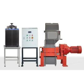 Установка для обезвреживания и измельчения медицинских отходов «БАЛТНЕР®II-Ш15»