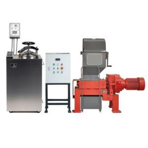 Установка для обезвреживания и измельчения медицинских отходов «БАЛТНЕР®II-Ш100 некст»