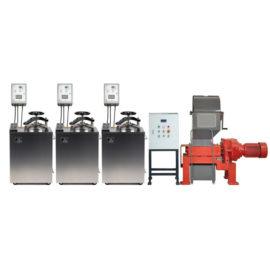 Установка для обезвреживания и измельчения медицинских отходов «БАЛТНЕР®II-Ш150»