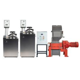 Установка для обезвреживания и измельчения медицинских отходов «БАЛТНЕР®II-Ш150 некст»