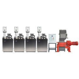 Установка для обезвреживания и измельчения медицинских отходов «БАЛТНЕР®II-Ш200»
