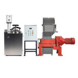 Установка для обезвреживания и измельчения медицинских отходов «БАЛТНЕР®II-Ш30»