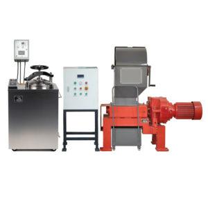 Установка для обезвреживания и измельчения медицинских отходов «БАЛТНЕР®II-Ш50»