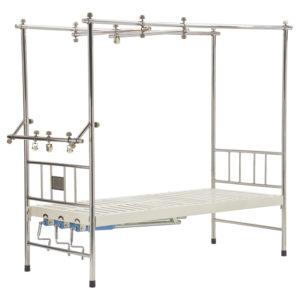 Медицинская кровать F-24 MM-44 (2 функции), с туалетным устройством