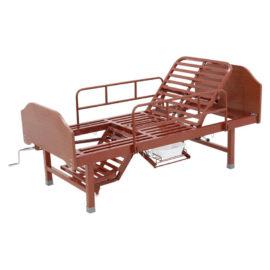 Кровать механическая Е-49 (MM-912Н) с туалетным устройством и функцией «кардиокресло»