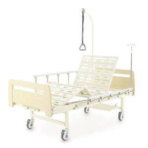 Кровать механическая Е-8 (MМ-2024Д-00) ЛДСП (2 функции)