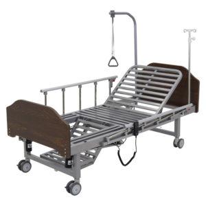 Кровать электрическая YG-2 (МЕ-2028Н-10) c функцией «кардиокресло»