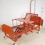 Кровать механическая YG-6 (MM-191ПН) с туалетным устройством и функцией «кардиокресло»