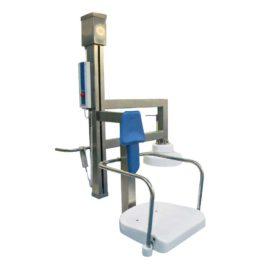Подъёмник для опускания пациента в бассейн (винтовой)